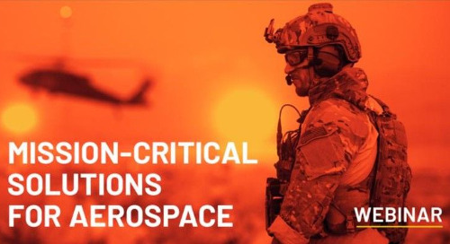 On Demand: Mission Critical Solutions for Aerospace