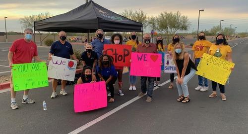 Mercury Participates in HopeKids Arizona Fundraiser
