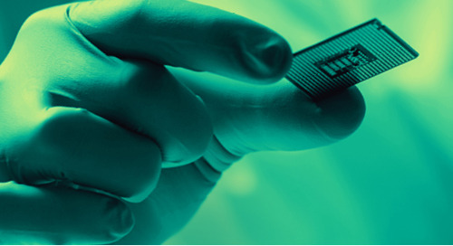 Microelectronics for the Sensor Edge