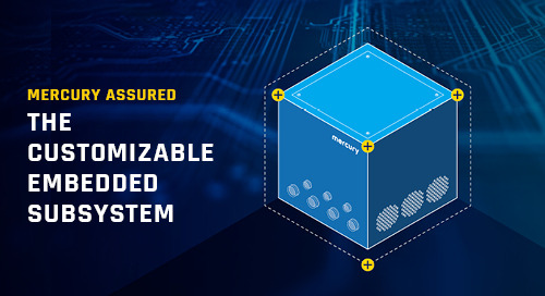 Infographic:  Embedded Processing Subsystems