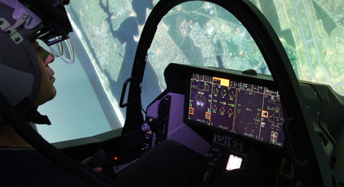 White Paper:  Selecting Optimal Avionic and Vetronic Displays for Your Application