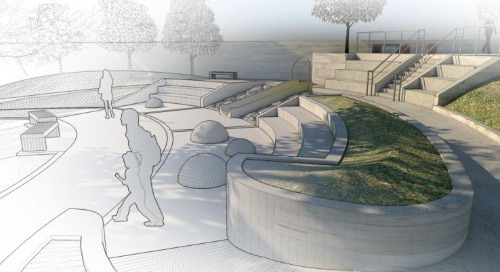 New course alert! Landscape & Site Design available on SketchUp Campus