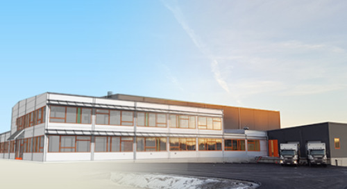 From concept design to construction with Northpower Stålhallar