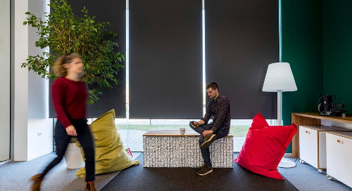 Designing innovative workplace interiors with 3DEA Bulgaria