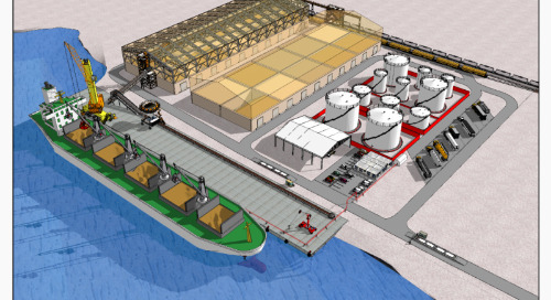 SketchUp Pro for visualization and logistics at sea ports: a conversation with SEA-Tech