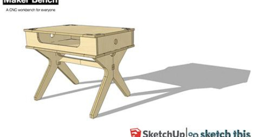 Ready, set... Maker Bench