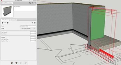 Profile Builder 2: Create parametric wall assemblies in SketchUp