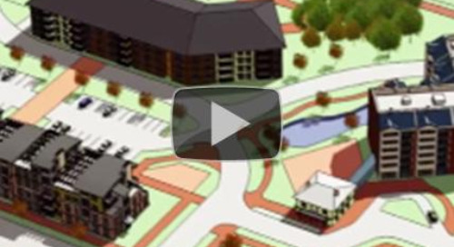 Houseal Lavigne: A workflow for city planning in SketchUp