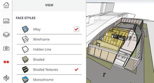 A big refresh for SketchUp Mobile Viewer