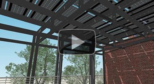 Lumos Solar: Making solar power beautiful using SketchUp