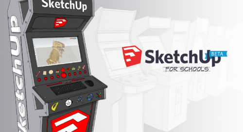 Announcing the SketchUp for Schools beta