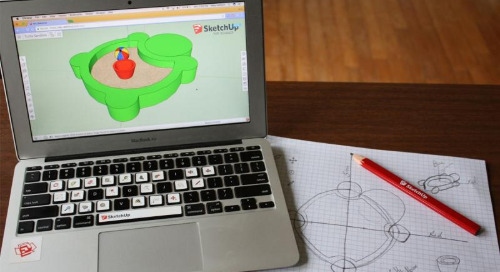 SketchUp for Schools' first day of class