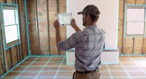 Meet Canvas & TapMeasure: 3D home scanning for everyone