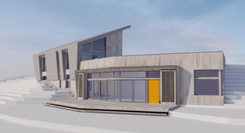 Sterner Design: Daylighting an Underground House & Achieving Net Zero Energy Status
