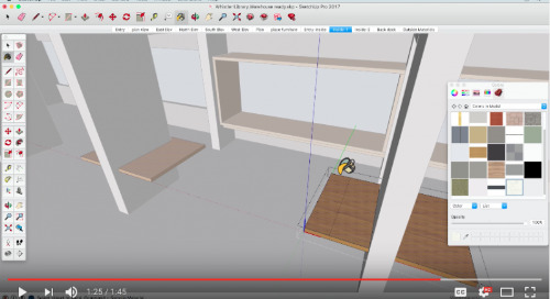 3D Warehouse launches feature enabling users to download materials (& more…)