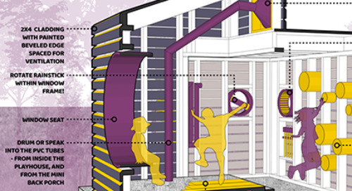 Playhouse Rock: The 2017 SketchUp Playhouse prize winner