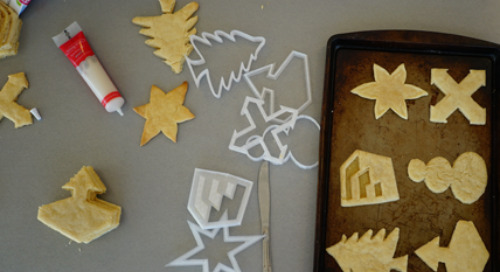 Baking with SketchUp: A holiday cookie guide