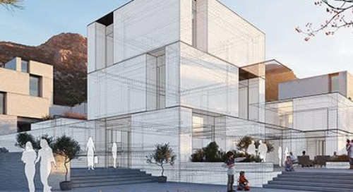 Pushing The Boundary with architectural visualization