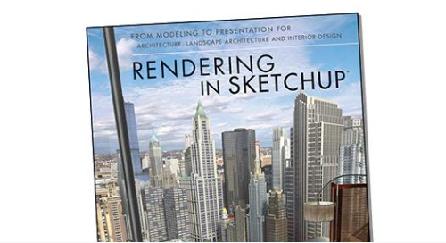 New book: Rendering in SketchUp