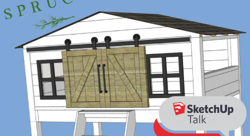 [Season 2, Episode 4] SketchUp Talk: The DIY movement