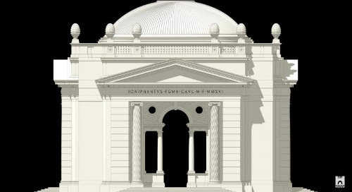 Nine Workflow Tips from Classical Architectural Modelers