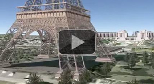 "The ""City of Love,"" now in 3D"