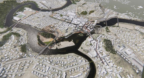 3D modeling for landscape architecture with Ramboll