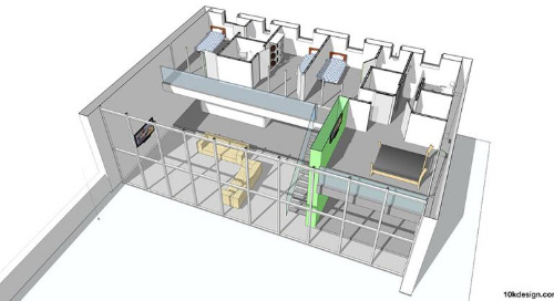 10K Design, a interdisciplinary architecture and design firm