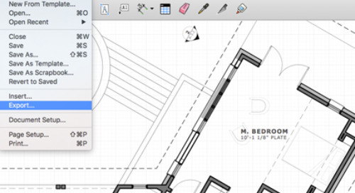 Get phenomenal DWG files out of LayOut 2017