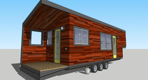 Tiny house, big movement