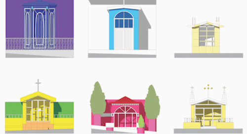 A new architectural archetype: 3D Warehouse