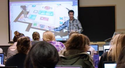 The Power of Two: Virginia Tech and the SketchUp Visiting Professionals Program