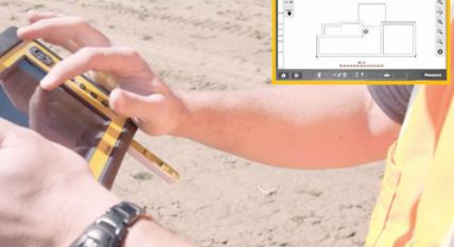 Trimble Site Contractor extension: Design, layout, construct