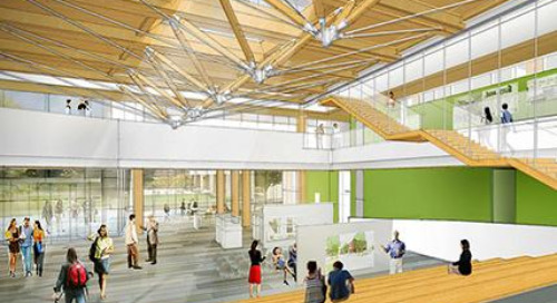 Leers Weinzapfel Associates: On Collaboration, Sustainable Buildings, and Timber Structures