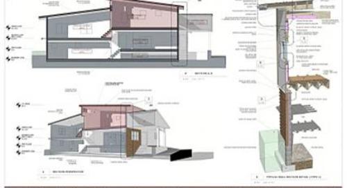 Robertson+WalshDesign: Construction models and drawings