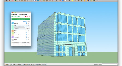 SketchUp Pro Case Study: Green building design with Sefaira and SketchUp Pro