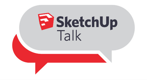 [Season 1, Episode 5] SketchUp Talk: SketchUp for Woodworkers with Dave Richards