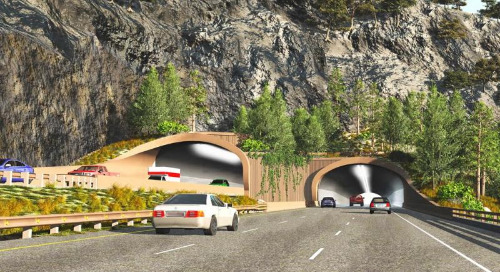 Reimagining the Veterans Memorial Tunnels