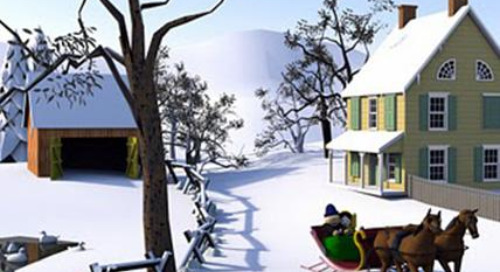 Shaderlight Winter Wonderland winners announced
