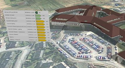 SketchUp Pro Case Study: NHS Western Isles Hospital