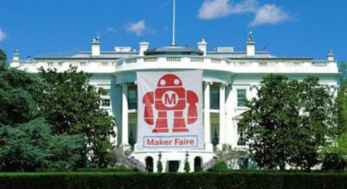 SketchUp visits the first-ever White House Maker Faire