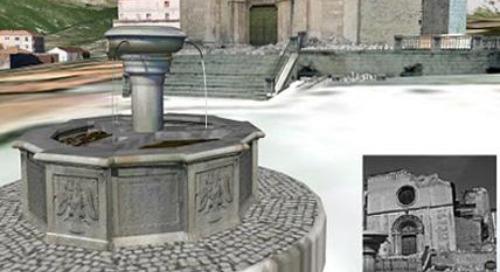 Rebuilding L'Aquila in 3D: Progress