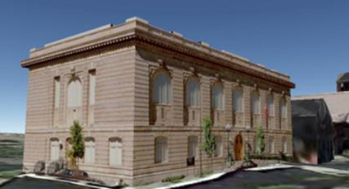 Modeling California's Carnegie Libraries