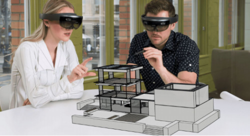 SketchUp Viewer for HoloLens