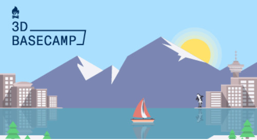 Save the Date: 3D Basecamp 2020