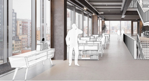 SketchUp for Workplace Interior Design