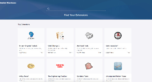 Extension Warehouse 2.0: See what's new