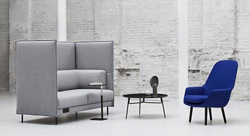 Workplace furniture design, the Danish way