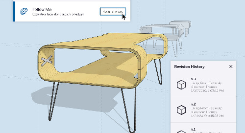 Sharpening up SketchUp for Web