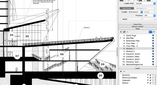 Layers and dimensions: A smarter LayOut